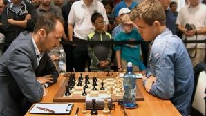 Топалов е лидер в Grand Chess Tour