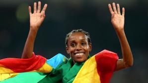 Аяна с рекорд и нова победа над Гензебе, диамантен трофей за Дибаба