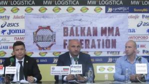 Станислав Недков-Стъки оглави Балканската федерация по ММА