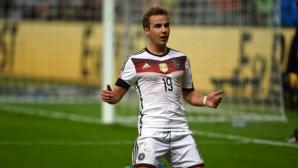 """Германия оглави групата с бой над Полша, всички голове с марка """"Байерн"""" (видео)"""