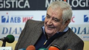 Вуцов: Какво Евро 2016, ние нямаме място и на Балканиада