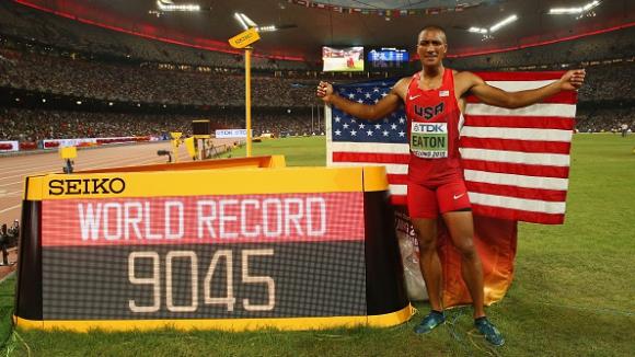 ИААФ ратифицира световните рекорди на Ийтън и Влодарчик