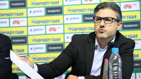 Павел Колев по темата с отнемането на точки на ЦСКА