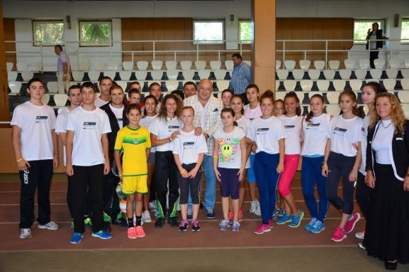 Над 400 деца участваха в спортния празник в Добрич