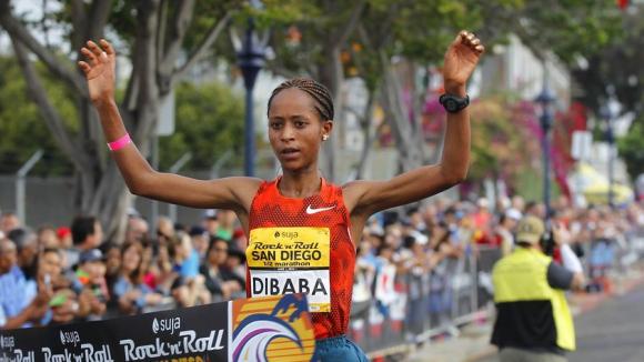 Дибаба се пуска на маратона на Чикаго