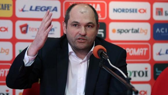 Отговорът на боса на ЦСКА относно тежките обвинения