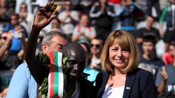 Йорданка Фандъкова, Красен Кралев и Стефка Костадинова дават старта на Маратон София 2015