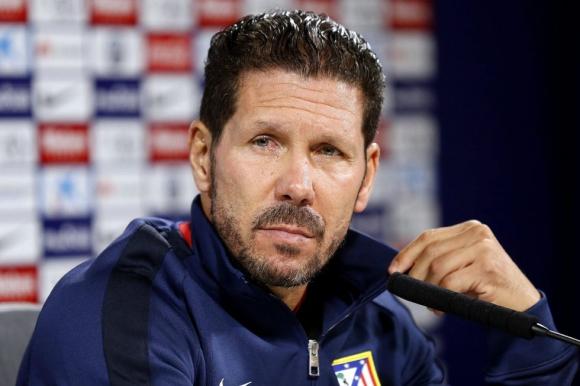 Симеоне: Защо да не излезем с трима нападатели срещу Реал?