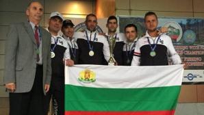 Българските риболовци втори на световното