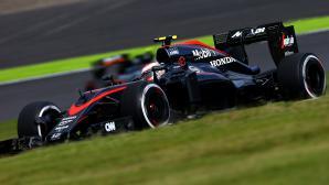 Бътън: Ако остана във Ф1, ще се състезавам само за Макларън