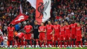Ливърпул излиза срещу Евертън без нито един местен за първи път от почти 30 години