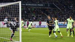 УЕФА призна гола на Демикелис срещу Борусия (М)