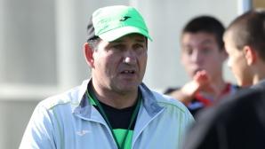 Треньорът на Пирин: Нямаме представа кой да бие дузпите