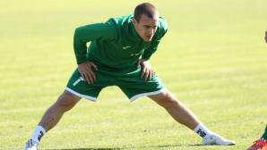 Футболист на Пирин с тежка контузия, отпада от националния отбор