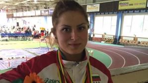 Медал за България още в първия ден на европейското по вдигане на тежести