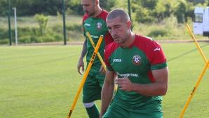 Гълъбинов не бойкотирал националния отбор