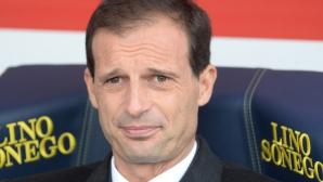 Алегри: Трябва да изиграем мача с Болоня сякаш е най-важният за годината