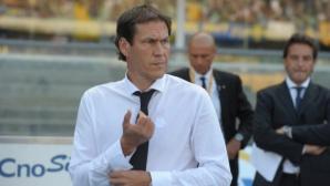 Руди Гарсия: Не съжалявам, че останах в Рома