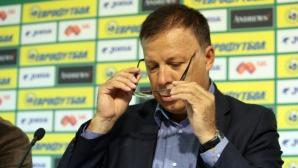 """Шеф на БФС: Тъмните сили може да са около г-н Ганчев и ЦСКА - нов клуб започва от """"А"""" областна"""