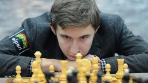 Сергей Карякин изравни резултата