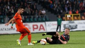 Малинов: Не изпълнихме указанията на треньора