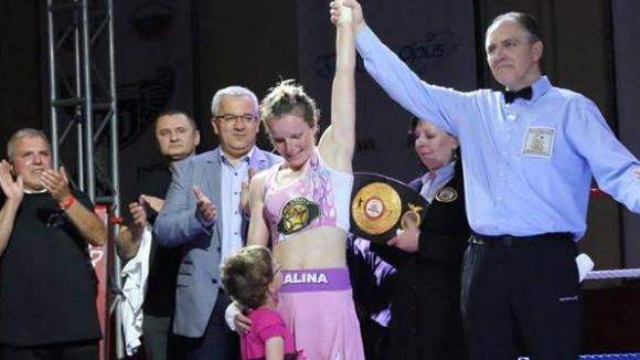 Галина Иванова: Тръгвам за победа!