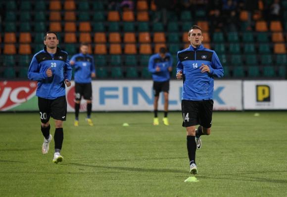 Два дни почивка в Левски след победата над Литекс
