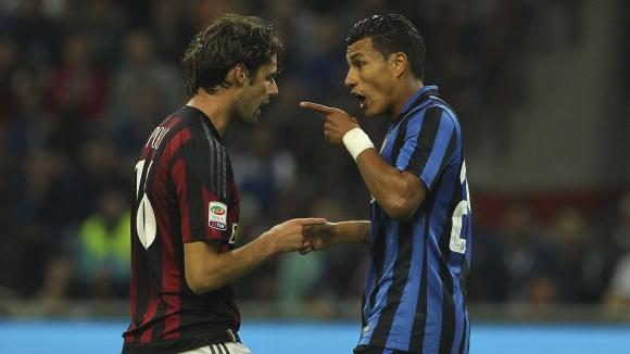 Милан - Интер на 21 октомври