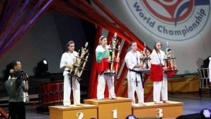 Титла за България на световното по карате киокушин