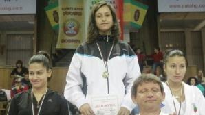 Родните каратеки с пет медала от турнир в Риека