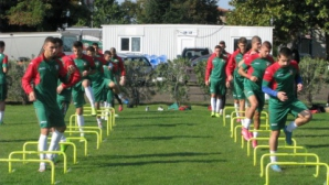 Младежите на България вече в пълен състав за важната квалификация с Армения