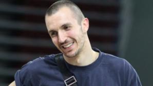 Боян Йорданов отпадна от състава за Евроволей