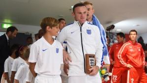 Рууни, Ингс и Шелви под въпрос за мачовете на Англия