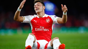 Йозил: Целта на Арсенал е титлата, можем да победим и Байерн