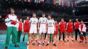 Волейболистите с нови екипи и нов спонсор преди Европейското (ВИДЕО + ГАЛЕРИЯ)