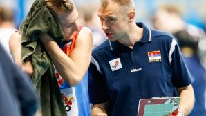 Никола Гърбич: Нашата цел е да играем във финалния уикенд в София