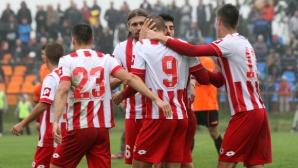 Вихрен с най-доброто срещу ЦСКА