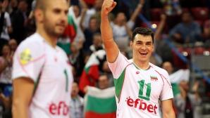 Страхотна България прегази Германия с 3:0 на старта на Евроволей 2015 (ВИДЕО + ГАЛЕРИЯ)