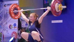България остана с четири медала от европейското по щанги