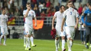 Словакия си направи живота малко по-труден (видео)