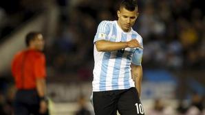 Сити загуби Агуеро за дербито на Манчестър