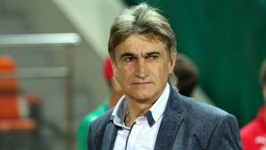 Чали остава треньор на Рубин поне до зимата
