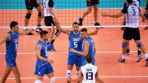 Италия с безпроблемно 3:0 над Естония в Торино