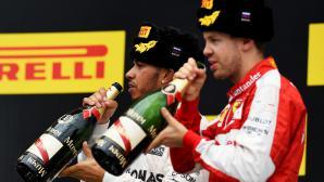 Мерцедес: Битката Фетел-Хамилтън ще се превърне в легендарна за Ф1