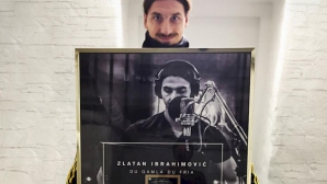 Златан взе музикална награда за… изпълнение на шведския химн (видео)