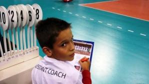 Над 3 200 деца подкрепяли България в първите три мача