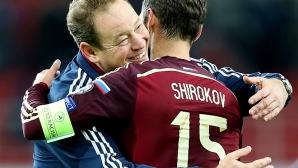 Слуцкий ще води Русия и на европейското
