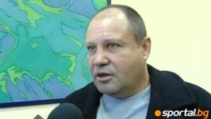 Лесов: Треньорите на националния ни отбор са за гонене