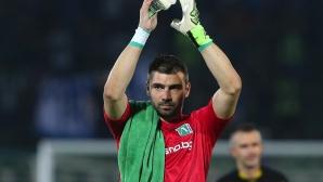 Ераносян връща Владо Стоянов на вратата