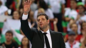 Константинов: България бе много близо до златото, но Франция е най-добрият тим в света (ВИДЕО)